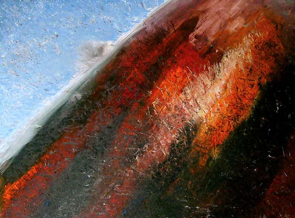 Olio su tela  cm 60  x 80  - 2005
