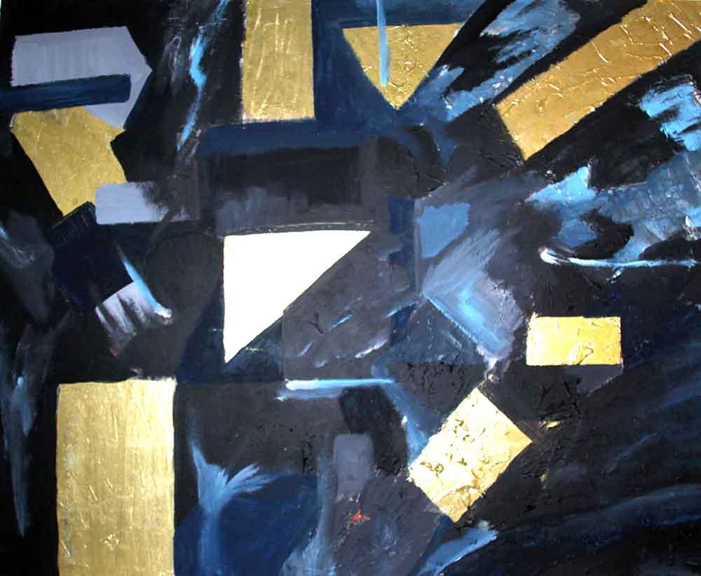 Olio su tela  cm 80  x 100  - 2010