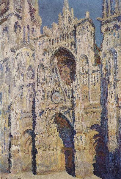Claude Monet - La Cattedrale di Rouen