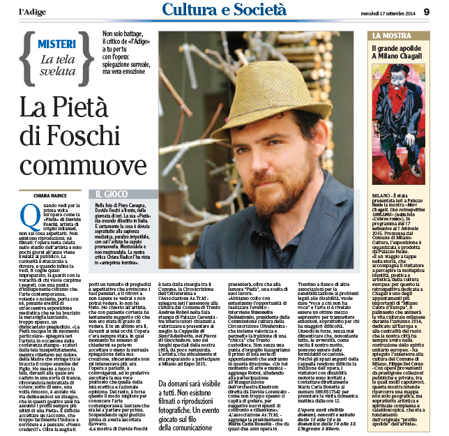 L'Adige 17/09/2014